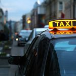 stolen taxi